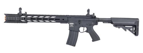 "LANCER TACTICAL LT-25 PROLINE SERIES M4 SPR ""INTERCEPTOR"" AIRSOFT AEG BLACK"