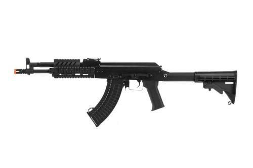 LCT AIRSOFT TXM AK47 W/ QUAD RAIL BLACK