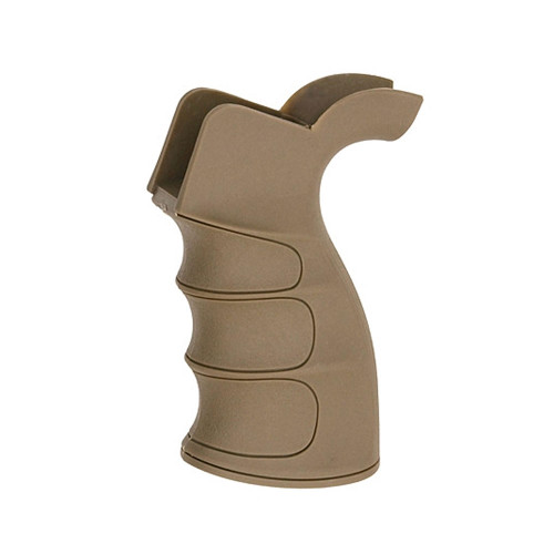 G27 PISTOL GRIP TAN FOR AEG for $19.99 at MiR Tactical