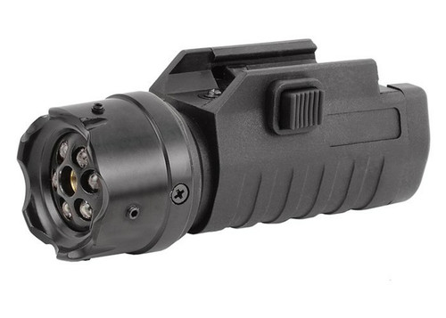 ASG TACTICAL LIGHT AND LASER WITH DETACHABLE MOUNT