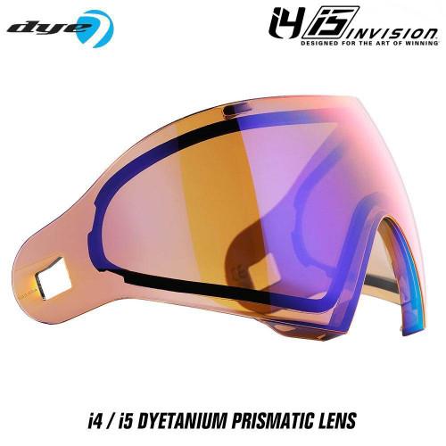 DYE I4/I5 LENSE DYETANIUM - PRISMIC