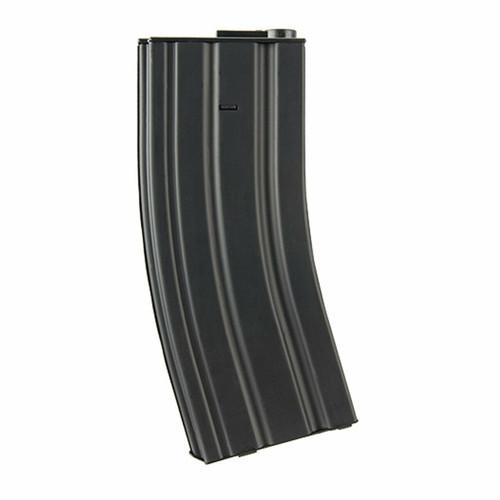LANCER TACTICAL M4/M16 MID CAP MAG 120 RDS BLK