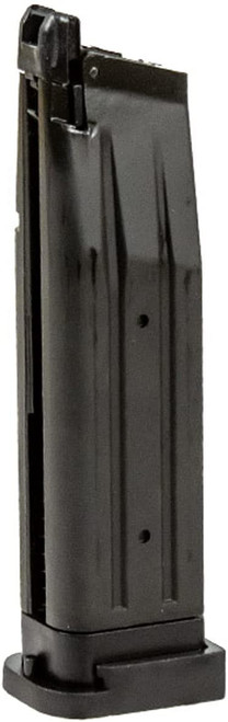 LANCER TACTICAL KNIGHTSHADE 28 RND HICAPA GREEN GAS MAGAZINE