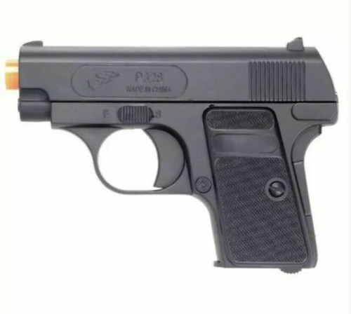 DOUBLE EAGLE P328GB SPRING AIRSOFT PISTOLS - BLACK AND GOLD