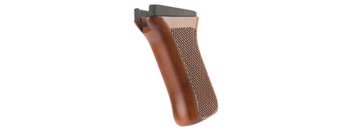 LCT AIRSOFT PISTOL GRIP FOR AK SERIES - WOOD