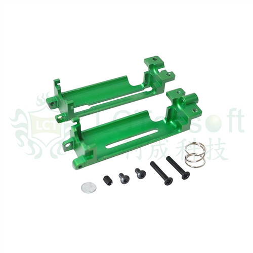 LCT CNC MOTOR CAGE FOR GEABOX VER 3 - GREEN