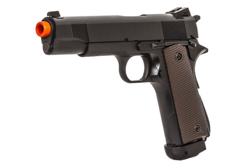 DOUBLE BELL M1911A1 CO2 BLOWBACK AIRSOFT PISTOL - BLACK
