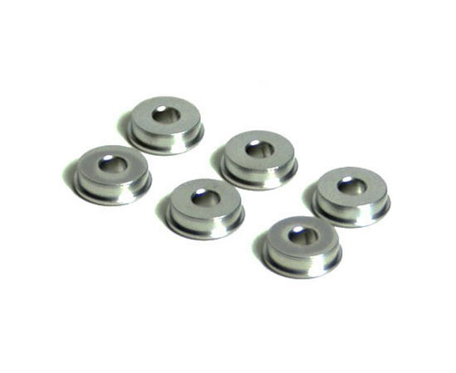 TEMPERED STAINLESS BUSHINGS 8MM 6PC SET