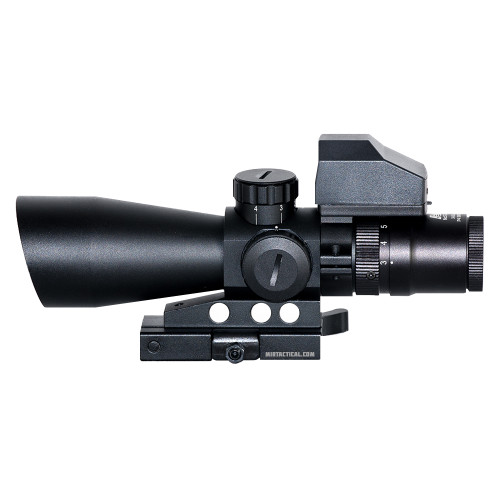 3-9X42 GEN II US SCOPE W/MICRO DOT P4