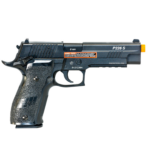 SIG SAUER X-FIVE P226 AIRSOFT for $119.99 at MiR Tactical