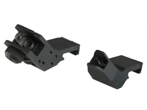 PPS BACK UP SIGHT SET ANGLED for $34.99 at MiR Tactical