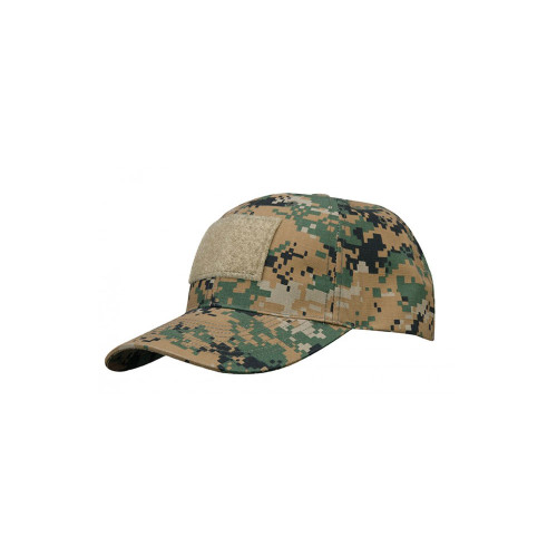 6 PANEL TACTICAL CAP W/LOOP MARPAT for $11.99 at MiR Tactical