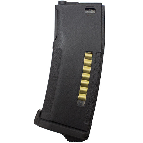 EPM 150RND AIRSOFT POLYMER MAGAZINE BLK for $19.99 at MiR Tactical