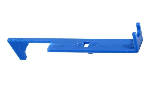 TAPPET PLATE V3 BLUE for $6.99 at MiR Tactical