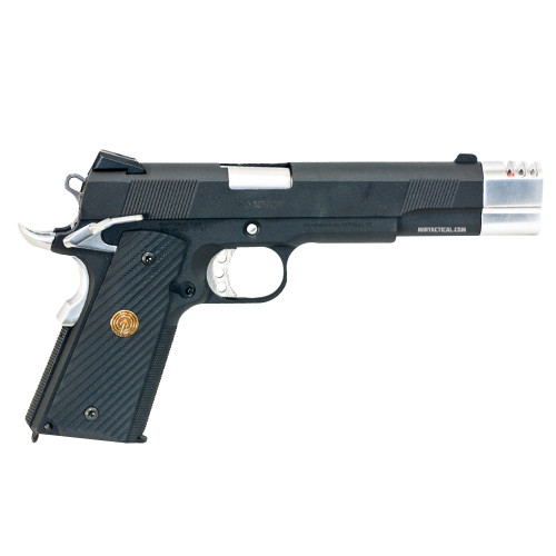 M1911 PUNISHER AIRSOFT W/ PISTOL CASE for $169.99 at MiR Tactical