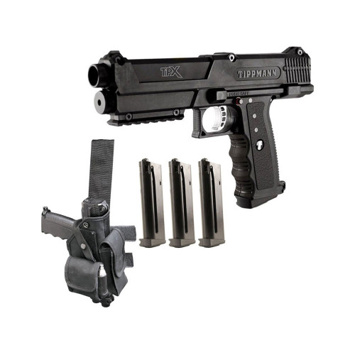 TIPX DELIXE MARKER PISTOL KIT DELUXE for $248.99 at MiR Tactical