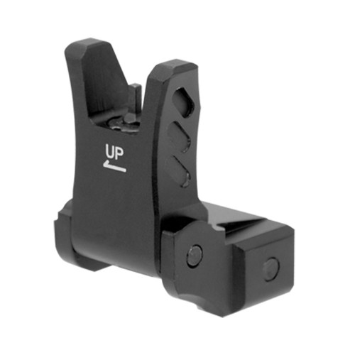 FLIP UP FRONT SIGHT LOW PROFILE BLACK for $24.99 at MiR Tactical