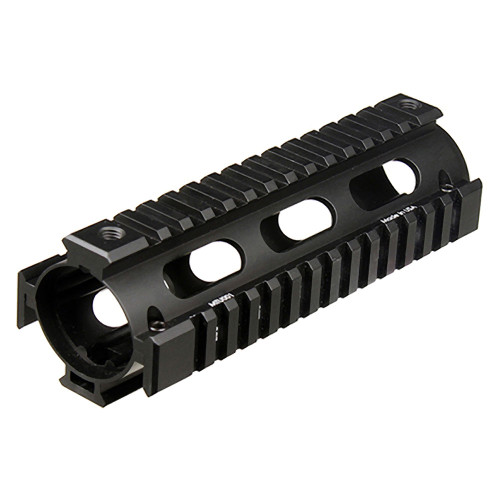 M4 DROP IN QUAD RAIL BLACK CARBINE for $54.99 at MiR Tactical