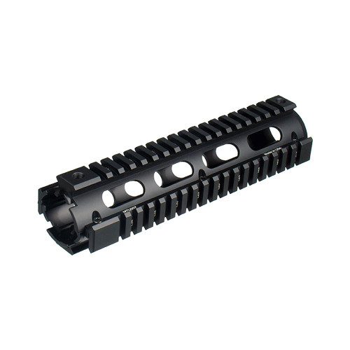 DROP IN QUAD RAIL AR STYLE BLACK for $79.99 at MiR Tactical