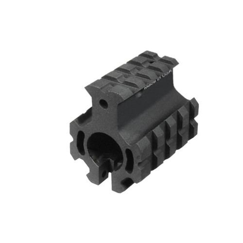 4 HIGH PRO QUAD RAIL GAS BLOCK 0.75` for $37.99 at MiR Tactical