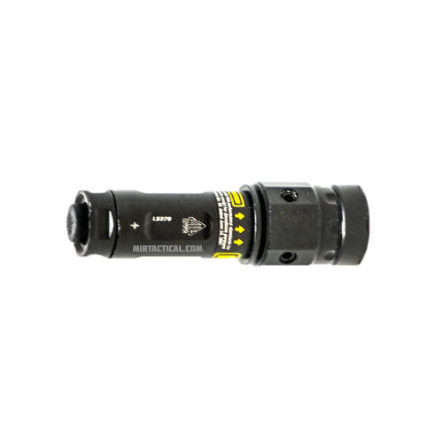 DUAL FUNCTION COMPACT RED LASER