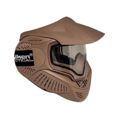 MI 7 TAN PAINTBALL MASK for $36.99 at MiR Tactical