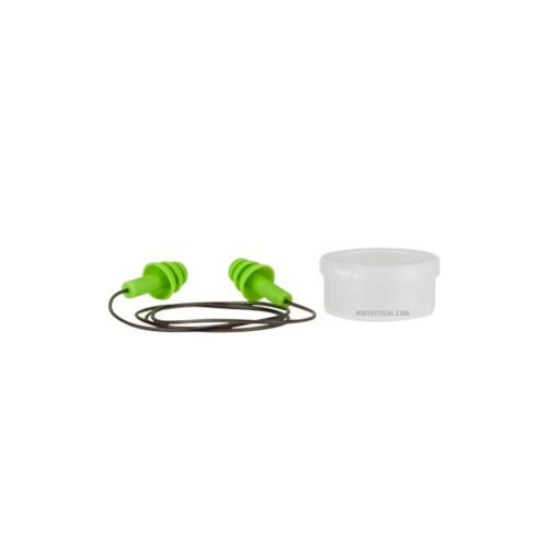 REUSABLE EAR SHIELDZ PLUGS W/CASE for $4.99 at MiR Tactical