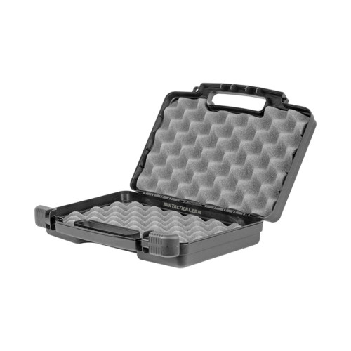 V TACTICAL MOLDED PISTOL CASE W/FOAM BLK