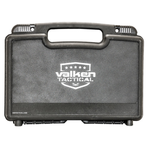 MOLDED 2 PISTOL CASE W/ FOAM 14` BLACK for $19.99 at MiR Tactical
