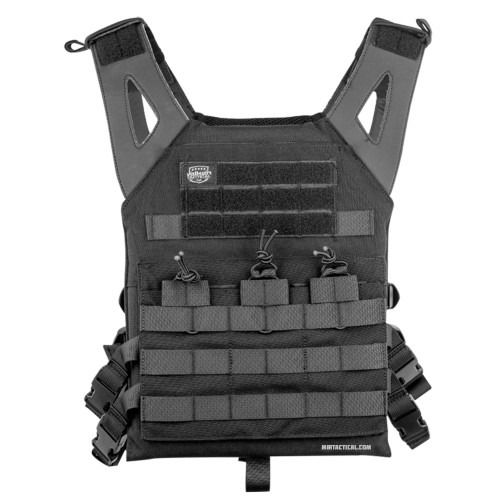 JPC STYLE PLATE CARRIER VERSION II BLK