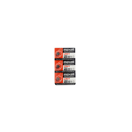 1.5V LR41 BATTERY 3PACK for $5.99 at MiR Tactical