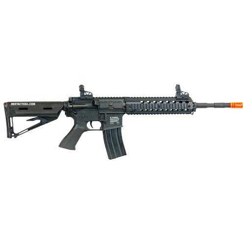 VALKEN BATTLE MACHINE MOD-L V2.0 M4/M16 AIRSOFT DMR AEG - BLACK for $139.95 at MiR Tactical
