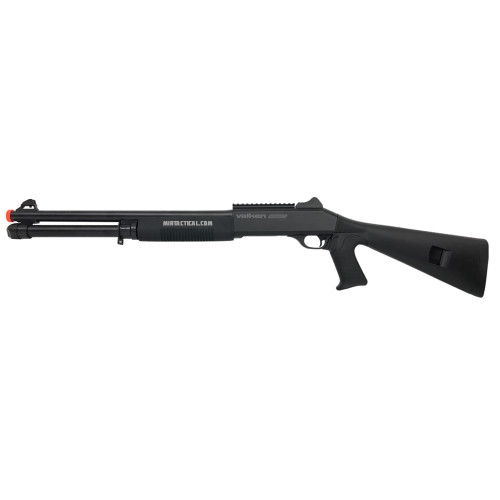 TRIPLE THREAT AIRSOFT ASSAULT SHOTGUN BL