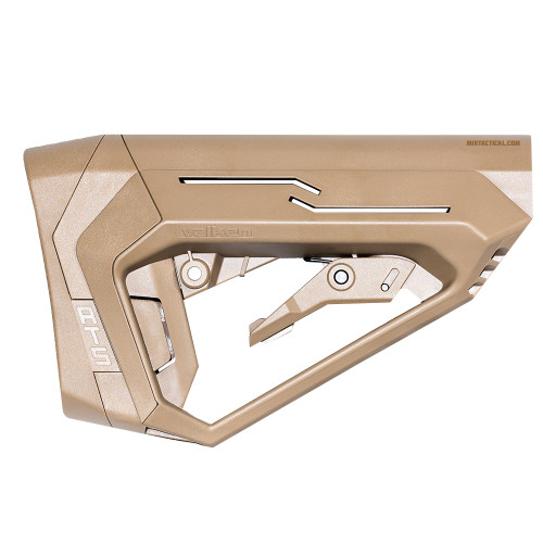 ATS AIRSOFT M STYLE STOCK TAN for $39.99 at MiR Tactical