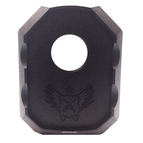 OSPREY AIRSOFT 45-K MOCK SUPPRESSOR BLACK
