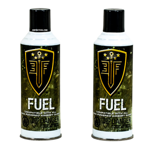 2 PACK PREMIUM AIRSOFT GREEN GAS for $22.99 at MiR Tactical