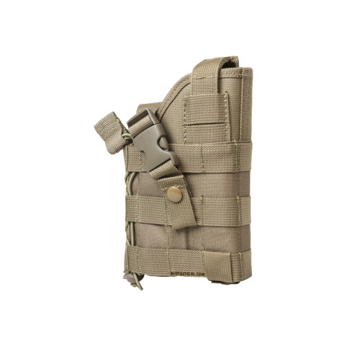 MODULAR MOLLE UNIVERSAL HOLSTER TAN for $19.99 at MiR Tactical