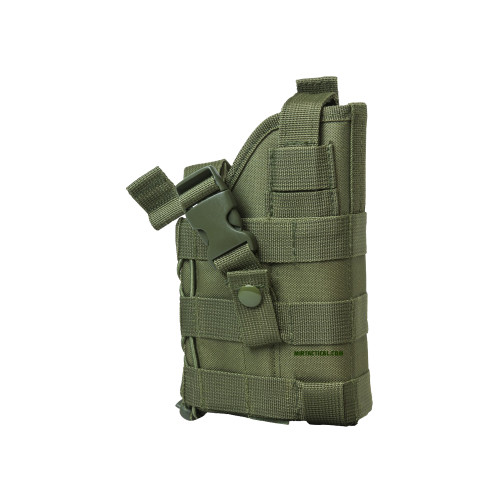 MODULAR MOLLE UNIVERSAL HOLSTER OD for $19.99 at MiR Tactical