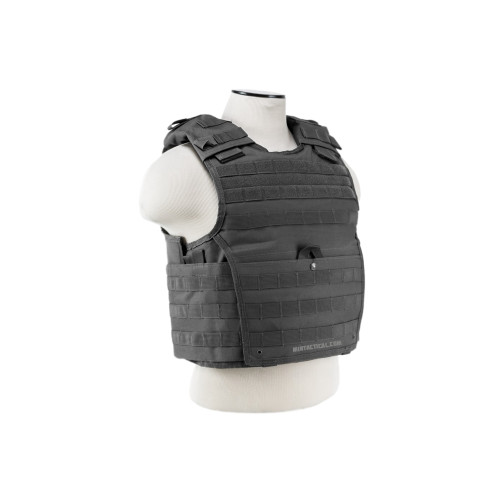 EXPERT PLATE CARRIER VEST URBAN GRAY for $49.99 at MiR Tactical