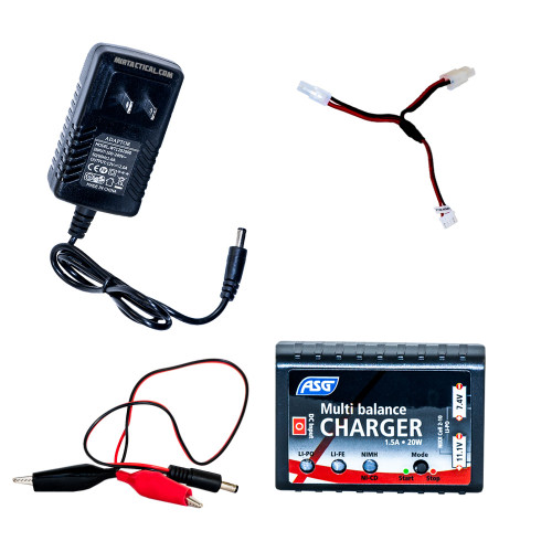 MULTI CHARGER / BALANCER NIHM LIPO for $32.99 at MiR Tactical