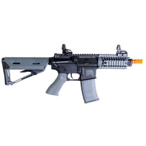 VALKEN BATTLE MACHINE MOD-C V2.0 M4/M16 AIRSOFT SBR AEG - BLACK & GRAY for $149.99 at MiR Tactical