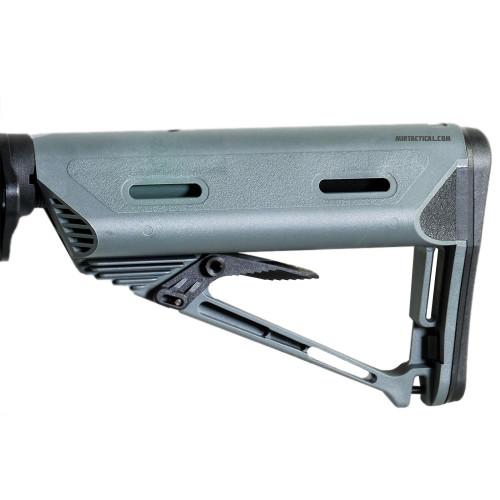 VALKEN BATTLE MACHINE MOD-C V2.0 M4/M16 AIRSOFT SBR AEG - BLACK & GRAY