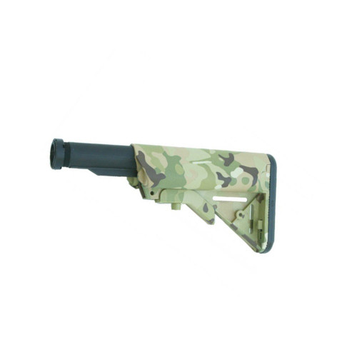 AIRSOFT CRANE STOCK MULTICAM for $39.99 at MiR Tactical