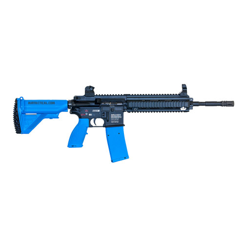 T4E HK416 TRAINING MARKER RIFLE BLUE BLACK for $749.95 at MiR Tactical