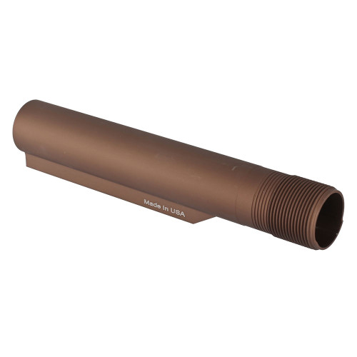 PRO MILSPEC 6 POSITION EXTENSION STOCK TUBE BRONZE
