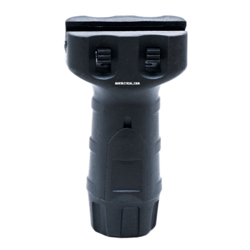 AIRSOFT RIS STYLE FRONT GRIP BLACK