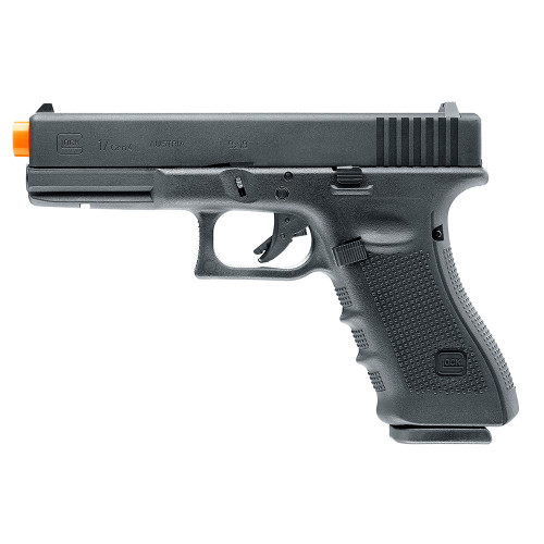 ELITE FORCE GLOCK 17 GEN 4 CO2 GAS BLOWBACK AIRSOFT PISTOL - BLACK