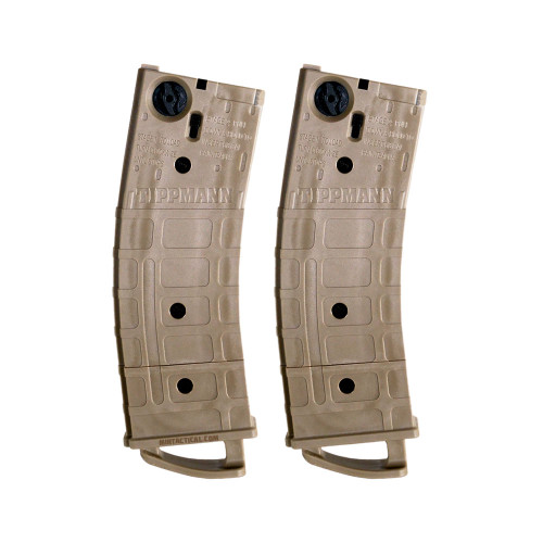 TMC 68 PAINTBALL MAGAZINES 2 PACK for $24.95 at MiR Tactical