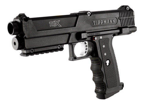 TIPX BASIC PAINTBALL MARKER PISTOL BLACK for $218.95 at MiR Tactical