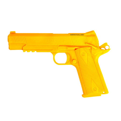 DEMONSTRATOR DUMMY MOLDED GUN 1911 ORANGE